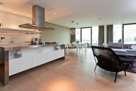3W Kitchen and lounge